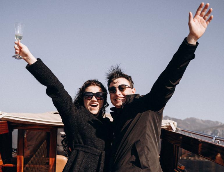 Cum a fost cerută în căsătorie, Cristina Postolachi? Poze și video