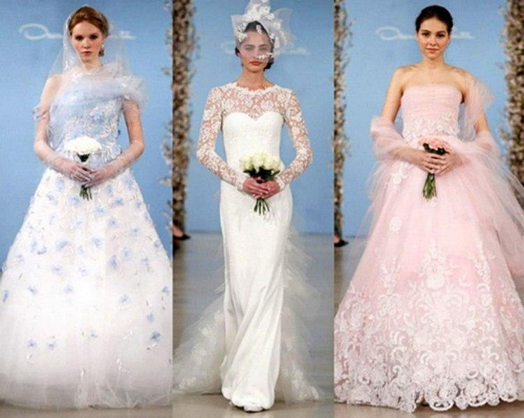 Неделя свадебной моды в Нью-Йорке: Vera Wang и другие