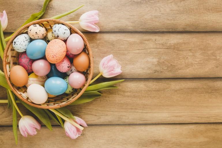 Cum se vopsesc ouăle de Paște. Tot ce trebuie să știi