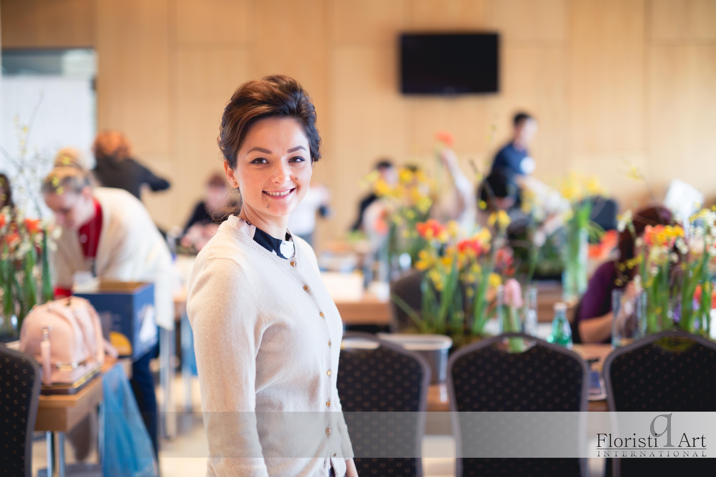 Interviu: Andreea Stör - floristul care transformă orice eveniment în poveste. Află tendințele și secretele unui buchet de mireasă perfect