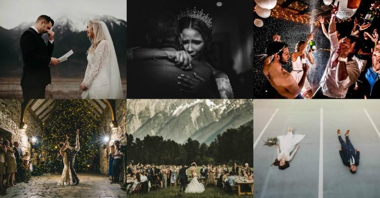 Poze de nuntă ca la nimeni: vezi cele mai epice fotografii premiate la un concurs internațional care-ți vor da emoții