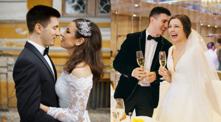 """""""Restaurantul rezervat ne-a anunțat cu 4 luni înainte de nuntă că sala nu mai este disponibilă."""" Interviu cu mireasa Daniela Beșliu-Jomir"""