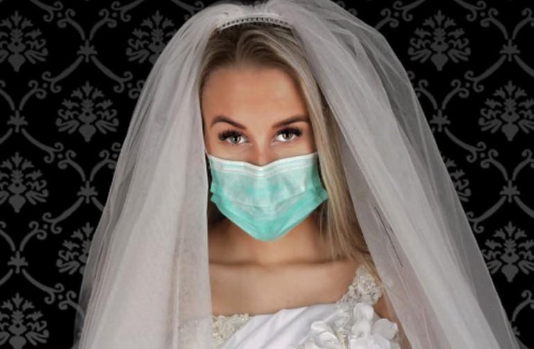 Nuntă pe timp de pandemie în România