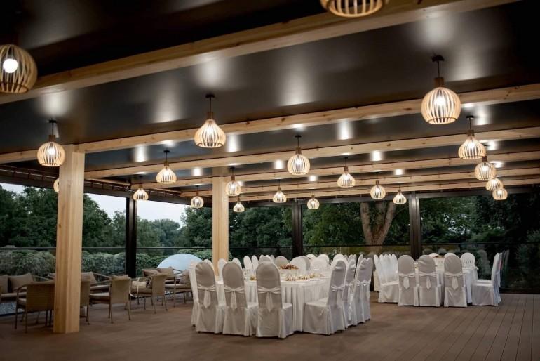 O nuntă în sânul naturii la Restaurantul Murmur de Izvor