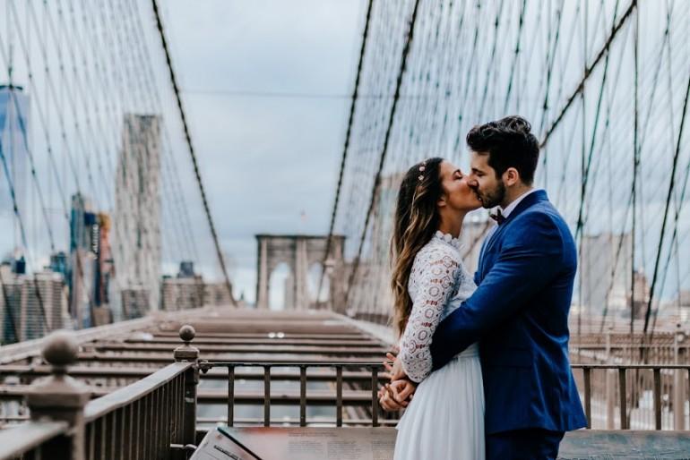В Нью-Йорке разрешили жениться через Zoom: онлайн-регистрация брака