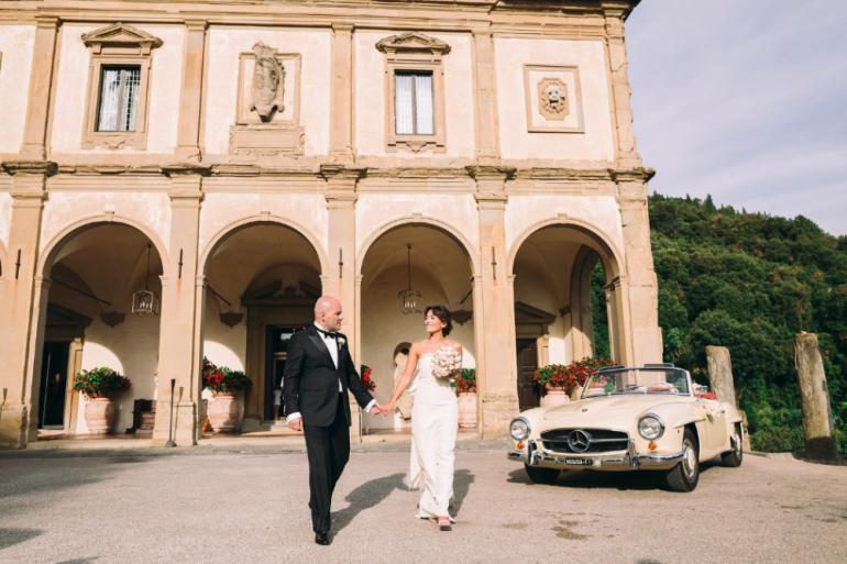 Кабриолет на свадьбе: почему вам он необходим