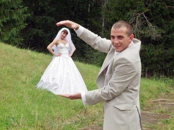 Плохой свадебный фотограф. Как распознавать непрофессионала