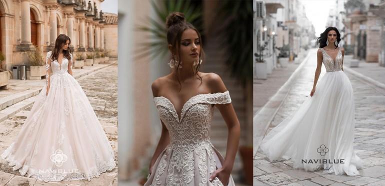 La salonul Milena găsești o colecție superbă de rochii de mireasă