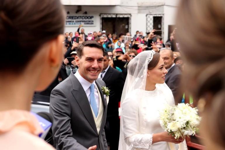 Nuntă Regală Principele României S A Căsătorit