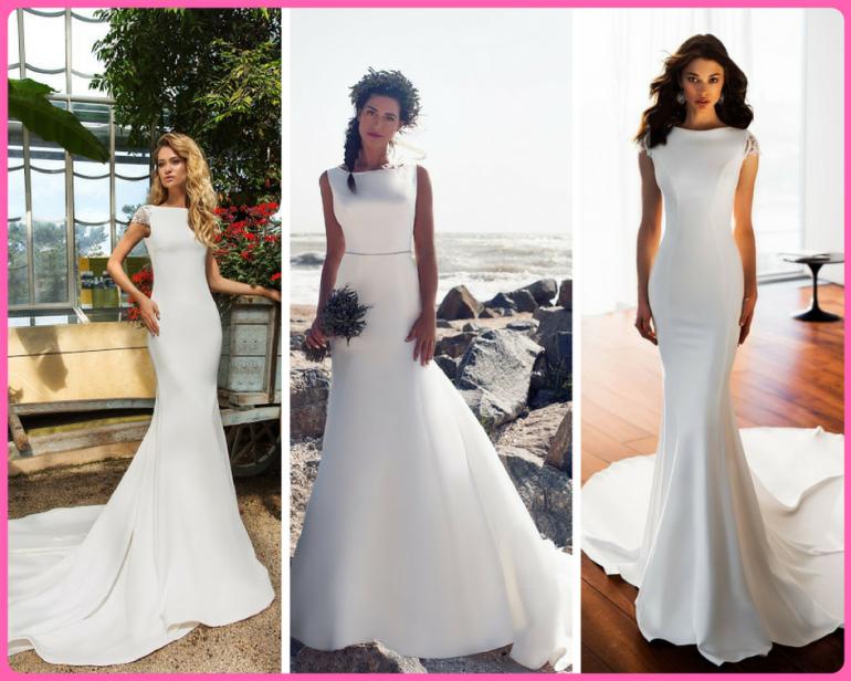 В стиле Меган: свадебные платья как у принцессы