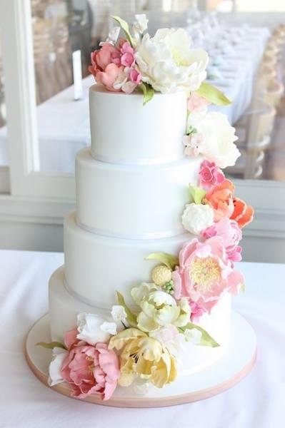 Как доставить и подать свадебный торт? Ваш свадебный организатор Кристина Подорникова