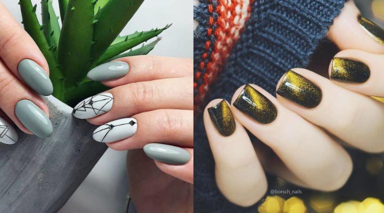 Te-ai săturat de aceleași culori pe unghii? Vezi ce idei avem pentru 2019!