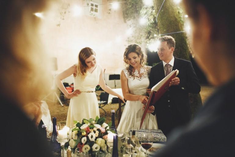 Nași-fini – responsabilitățile în timpul nunții și după