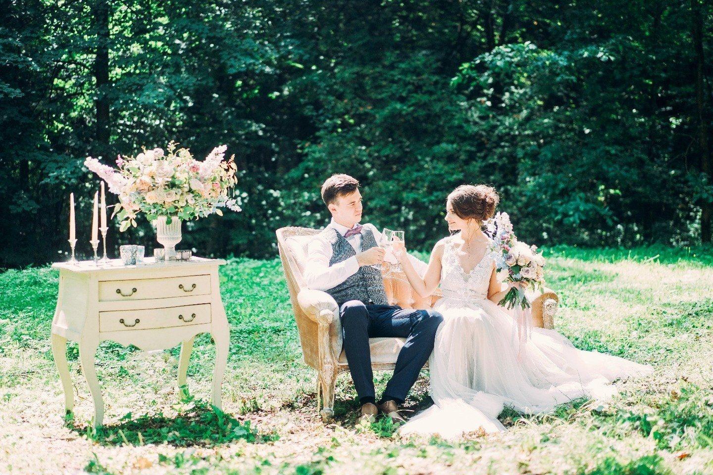 Ночь перед свадьбой. Полезные советы для невесты от свадебного организатора Kristina Podornicova