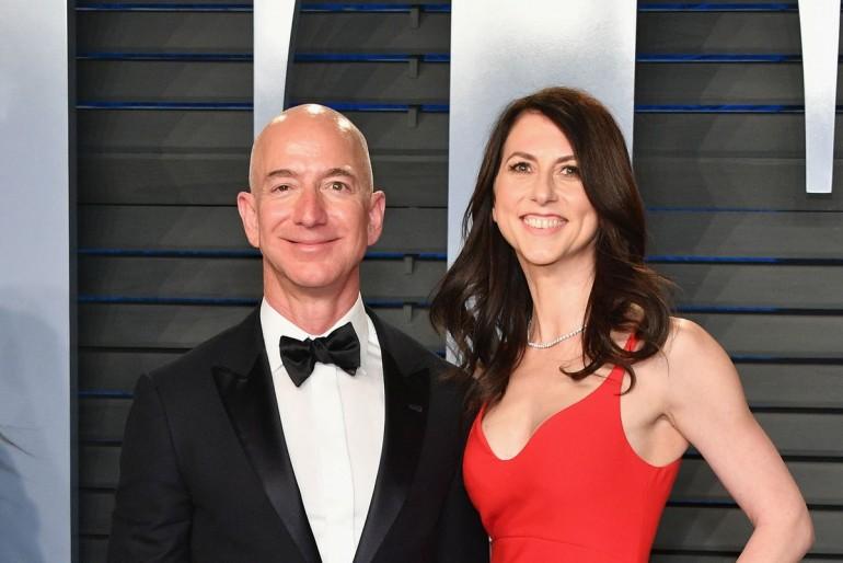 Fondatorul Amazon, declarat și cel mai bogat om din lume, divorțează după 25 de ani de căsnicie!
