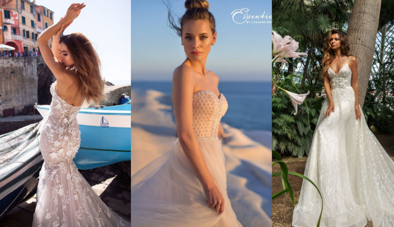 Frumusețea nu cere sacrificii: rochii de mireasă cu corset
