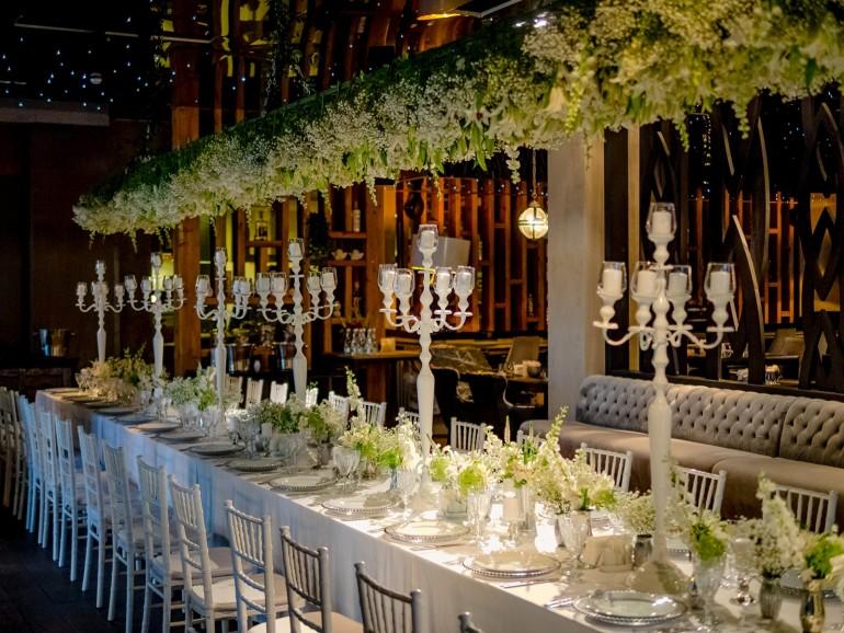 Cum alegi decorul și cromatica nunții?