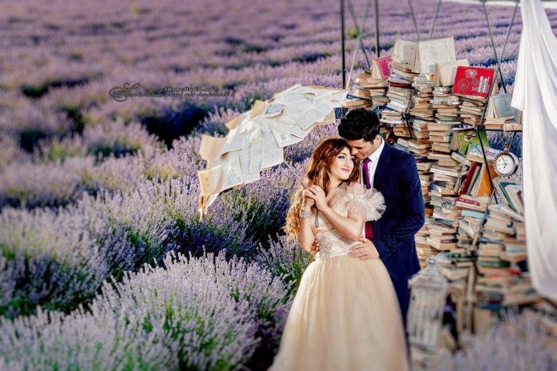 Захватывающие свадебные фотографии, которые обошли весь мир