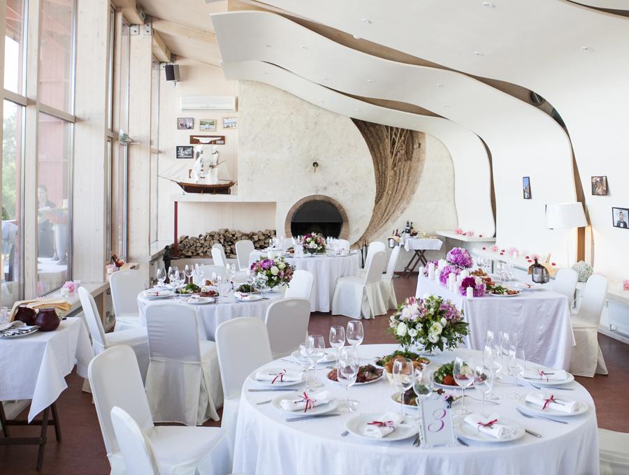 Рестораны для свадьбы. Подбор ресторана