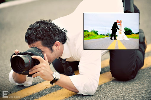 Свадебный фотограф. Свадьба под прицелом...