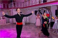 Dansatori profesioniști la nunți și cumătrii - latino-show de la