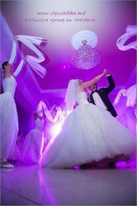 Primul dans al mirilor cu balerine, de la