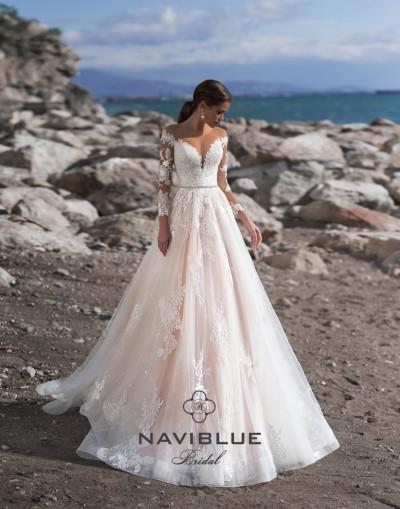 """Свадебное платье Nikki в салоне """"Milena"""""""