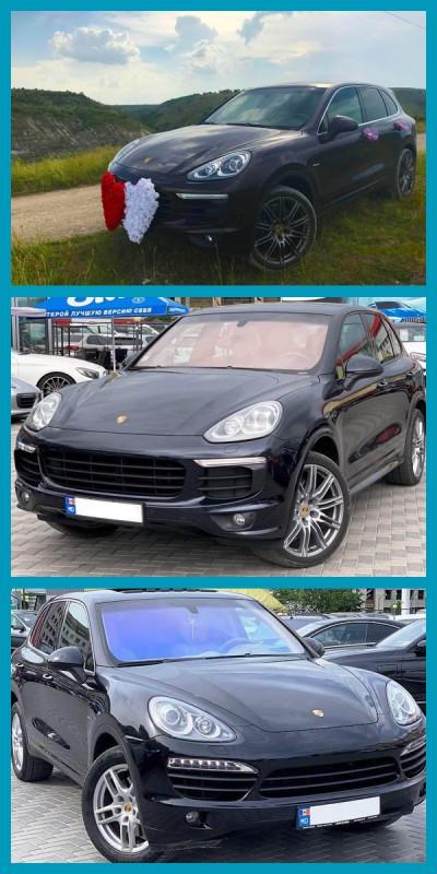 Porsche Cayenne de la
