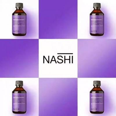 Produse Cosmetice: Nashi Argan (șampon nashi refresh silver)