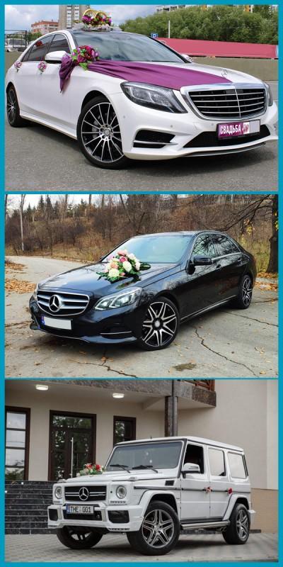 Mercedes-Benz Все модели от
