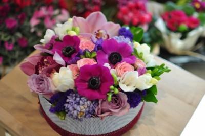 Коробка Цветов Величие