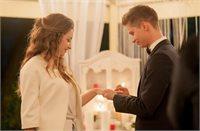 O nuntă de poveste organizată de Alina Ciobanu