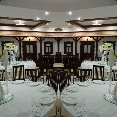 """Restaurantul """"Curtea Casei"""""""
