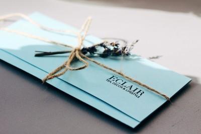 """Certificat CADOU pentru ocazii speciale de la """"Eclair - Tea, Decor & Lifestyle Shop"""""""