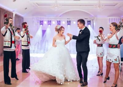 танец жениха и невесты - New Generation Dance Studio