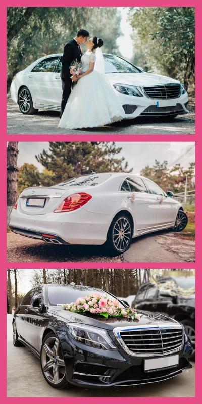 Mercedes S class W222 2014, серия Long -