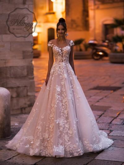 """Свадебное платье Jacques в салоне """"Milena"""""""