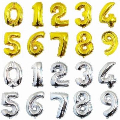 Гелиевые шары - числа