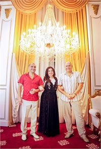 """Ansamblul """"Banquet Premium"""" - muzică pentru nunți și cumetrii"""