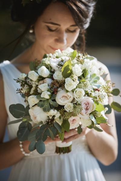 Букет невесты от Dana's Flowers