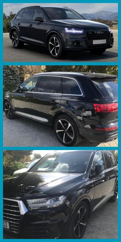 Audi Q7 de la