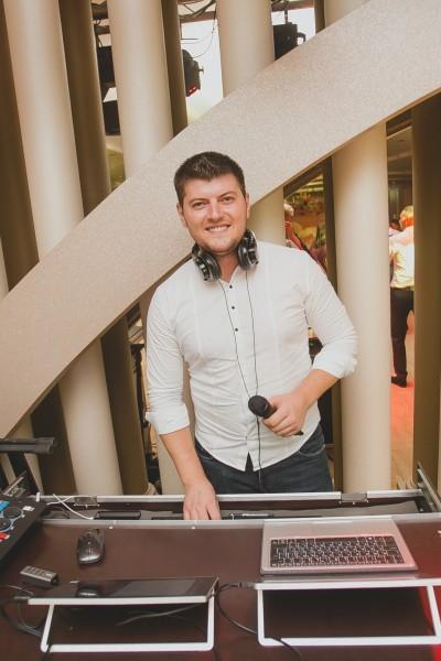 DJ Sergiu- dă tonul petrecerii Tale