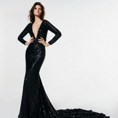 "Вечернее платье Glasgow в салоне ""Casa Miresei Lavinia"""