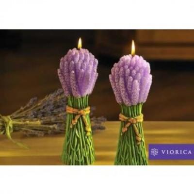 """Lumânări Lavender de la """"Viorica Cosmetic"""""""