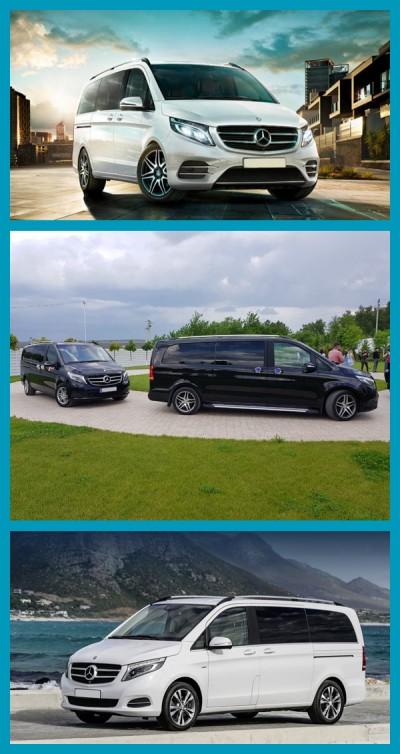 Mercedes-Benz V-Class de la