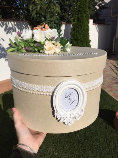 Подарочная коробка от Pink O'hara