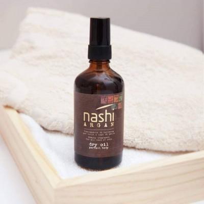Produse Cosmetice: Nashi Argan (ulei de corp Nashi Dry Oil)