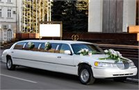 "Lincoln Town Car din anul 2000, de la ""Elite Limo"""