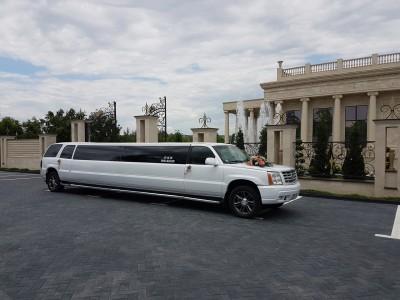 Cadillac Escalade de la Limuzin.md