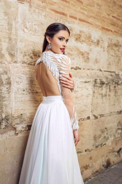 """Свадебное платье из новой коллекции Alma de Valencia 2020 только в """"Casa Miresei Lavinia"""""""